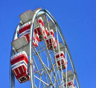 How to install Large Amusement Rides Installation