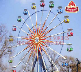 25m Ferris Wheel for sale gallery from Sinorides
