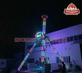 360° pendulum rides for sale by Sinorides