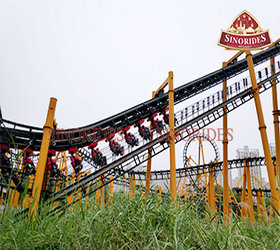 Sinorides Quality Suspended Roller Coaster for sale