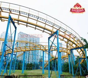 Sinorides five rings roller coaster for sale details