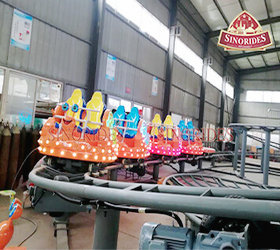quality Snail Spinning Roller Coaster for sale Sinorides