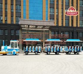 Sinorides quality Carnival train for sale for attractions