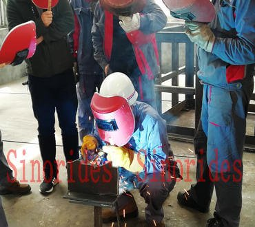 Amusement Rides For Sale Welding