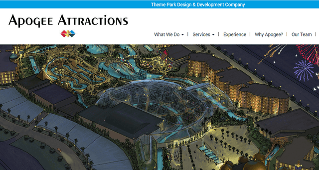 apogeeattractions Theme Park Design Company